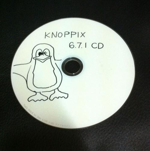 クノーピクスのCD