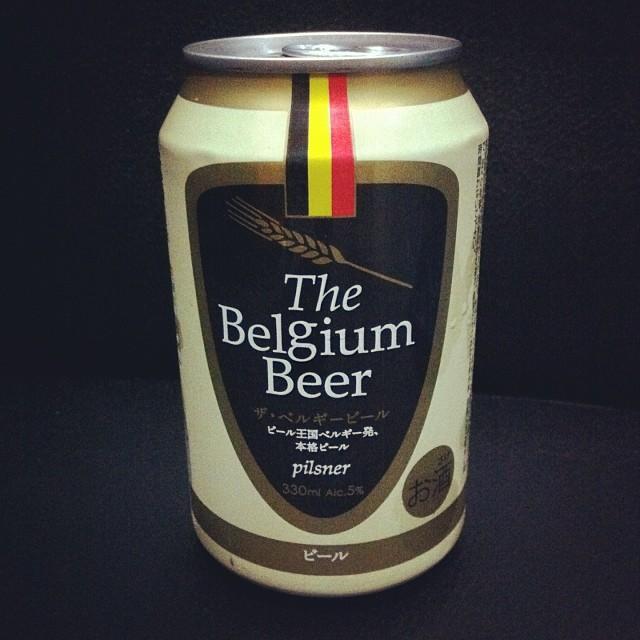 ザ・ベルギービール ビール王国ベルギー発、本格ビール pilsner