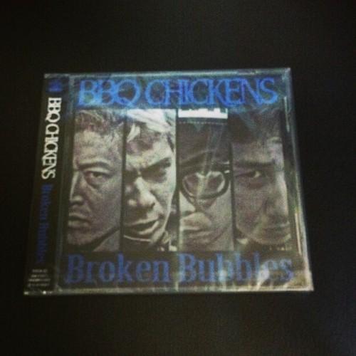 新たな局面に来たな BBQ CHICKENS ニューアルバム Broken Bubbles