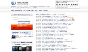 スマートフォン・モバイルのマーケティング、調査ならMMD研究所.clipular
