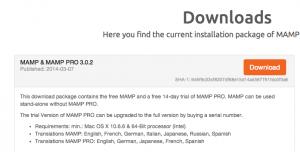 MAMP & MAMP PRO - Downloads.clipular