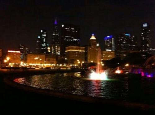 シカゴの公園
