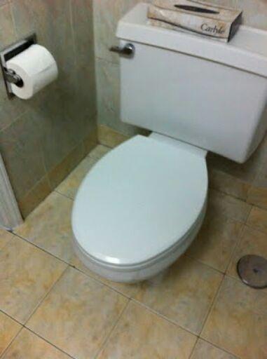 アメリカのトイレ