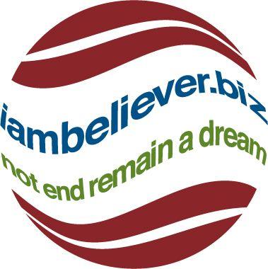 iambeliever.biz logo image