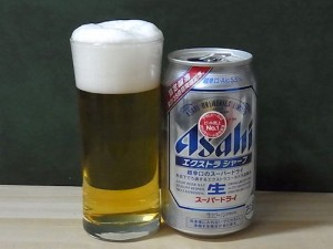 asahi super dry extra sharp
