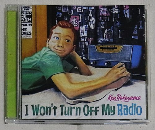 Ken Yokoyama - I Won't Turn Off My Radio