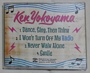 Ken Yokoyama - I Won't Turn Off My Radio