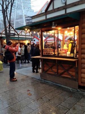 第14回ミュンヘン・クリスマス市 in Sapporo