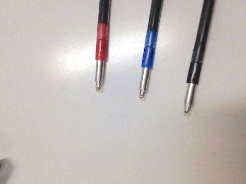 3色油性ボールペン