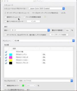 Acrobat Pro DC  をつかってPDFから色構成を確認する方法